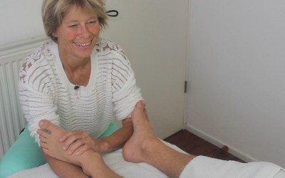 30 april Beginners cursus voetreflex massage 1 dag.