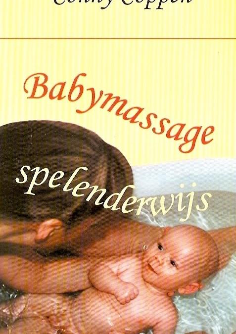 Babymassage spelenderwijs