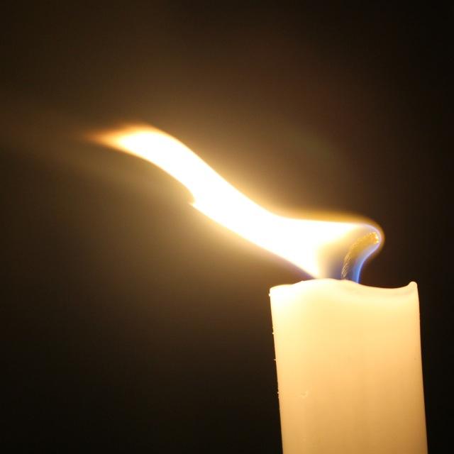 Houd je lichtje brandend!