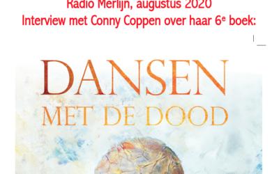 Een uur te gast op Radio Merlijn